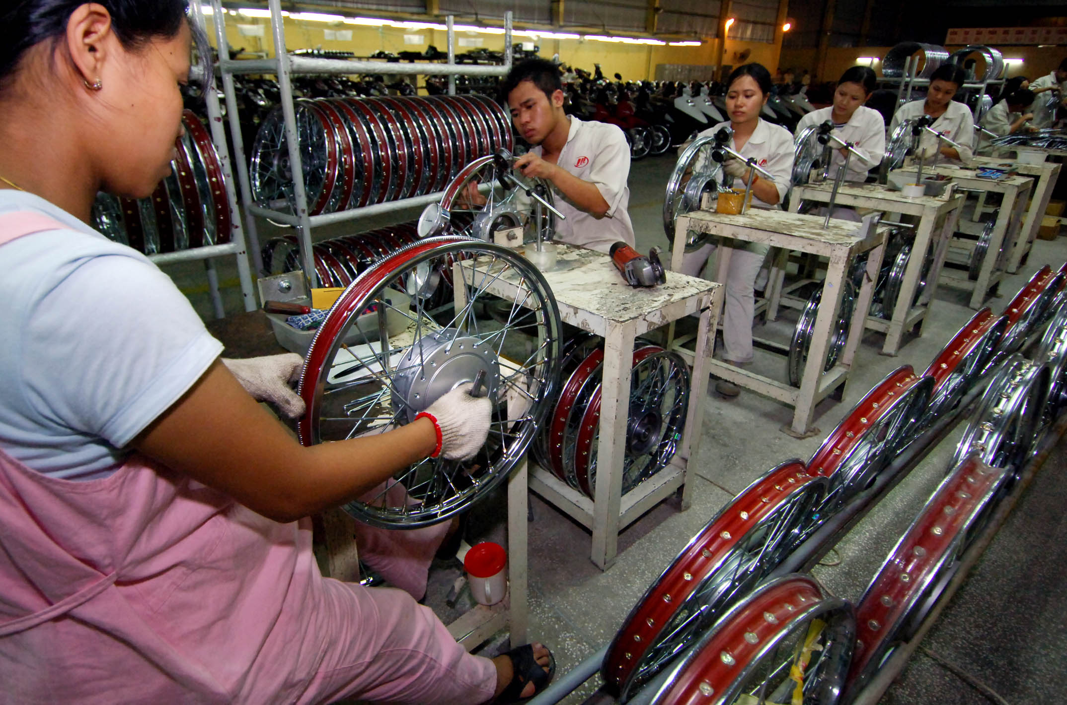 Vietnam is Asia's new tech manufacturing hub