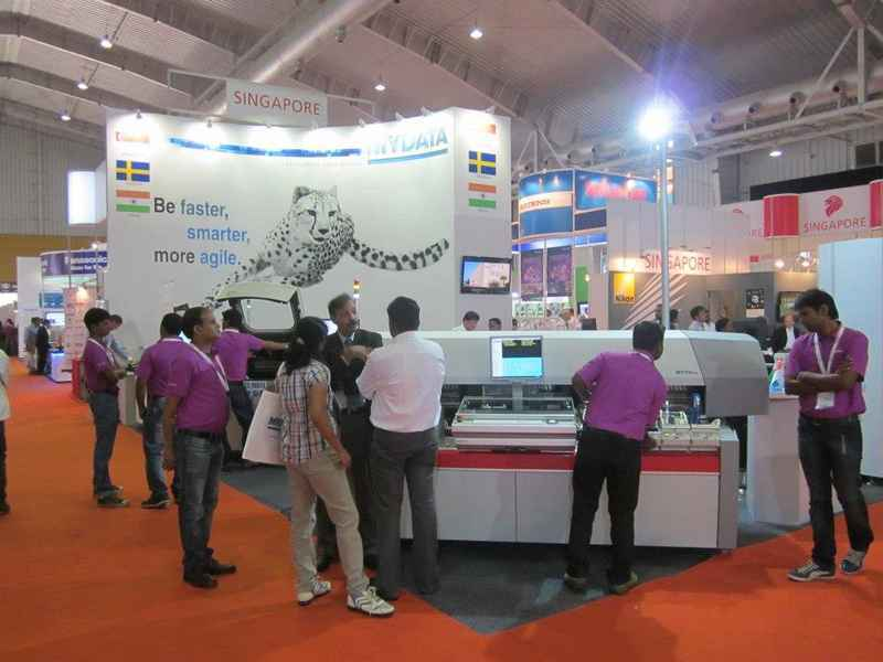 Electronica India 2013 successful
