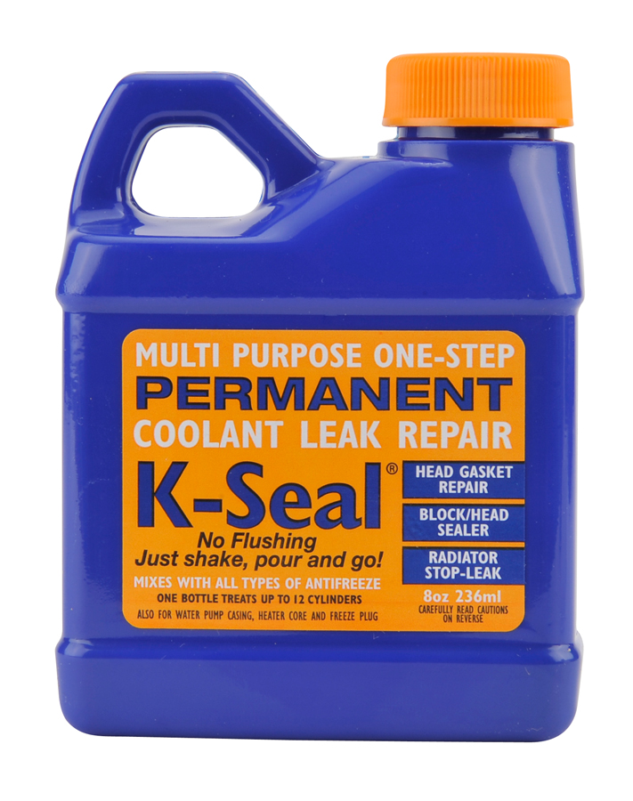 K-Seal for radiator leaks