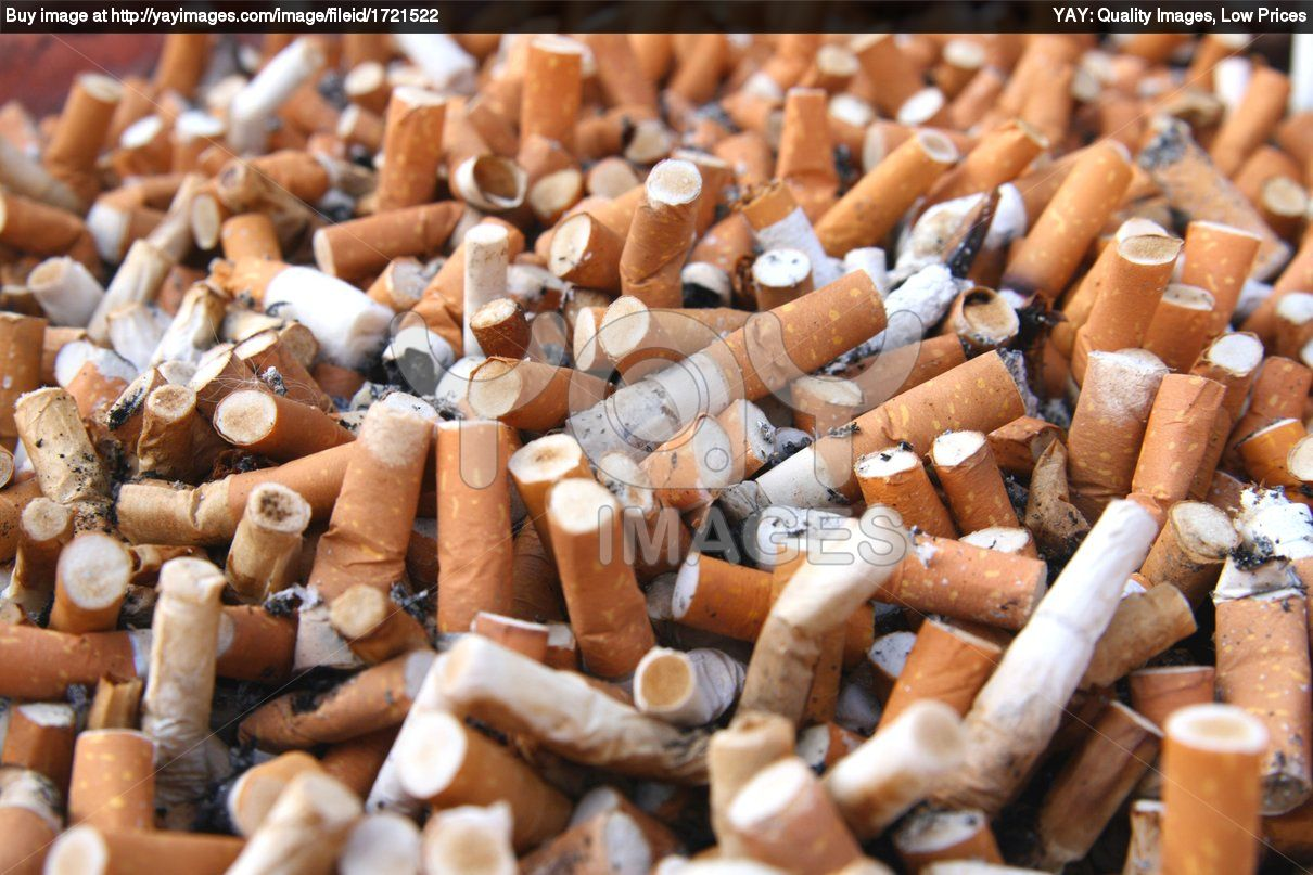 Used cigarette butts offer energy solution