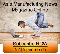 Asia Manufacturing News Magazine Online