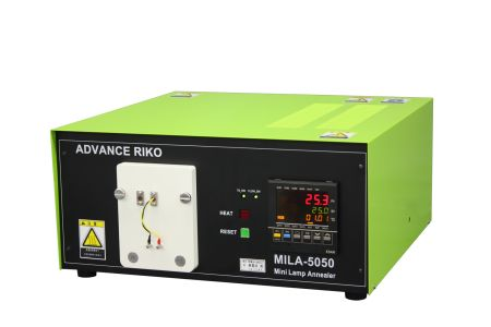 Advance  Riko launches mini lamp Annealer 'MILA-5050