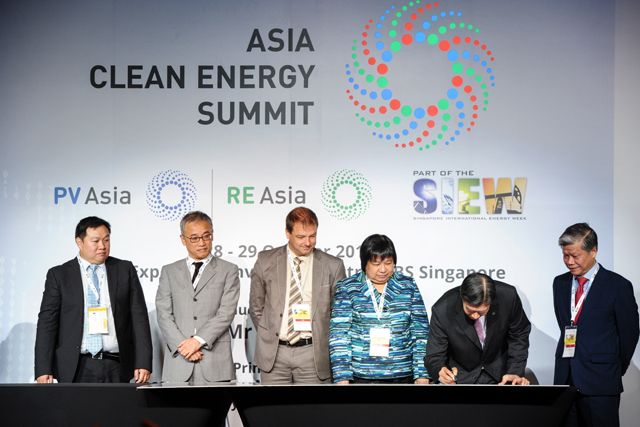 Henri Winand addresses Asia Clean Energy Summit  on the importance of air quality