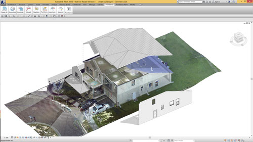 FARO PointSense 18.0 suite for construction and architecture