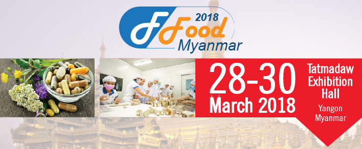 Visit the website of The Only International Trade Show for Functional Food Industry in Myanmar and Cambodia.